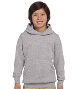 HANES YOUTH COMFORTBLEND ECOSMART PULLOVER HOOD