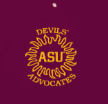 ASU DEVILS ADVOCATES t-shirt design idea