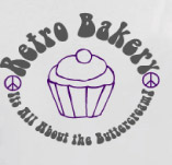 RETRO BAKERY t-shirt design idea