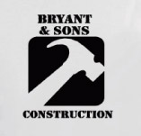 BRYANT & SONS CONSTRUCTION t-shirt design idea
