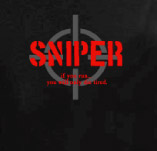 SNIPER RIFLE t-shirt design idea
