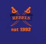 REBELS REUNION EST. 1992 t-shirt design idea