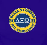 DELTA XI OMEGA RUSH t-shirt design idea