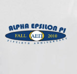 ALPHA EPSILON PI FALL RUSH t-shirt design idea