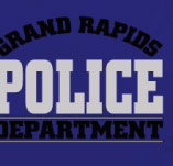 GRANDRAPIDS PD t-shirt design idea