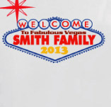 FAMILY REUNION VEGAS t-shirt design idea