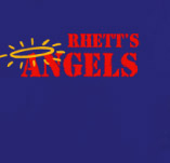 RHETT'S ANGELS t-shirt design idea