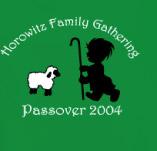PASSOVER FAMILY GATHERING t-shirt design idea