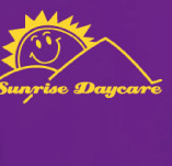 SUNRISE DAY CARE t-shirt design idea