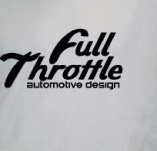 FULL THROTTLE t-shirt design idea
