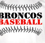BRONCOS BASEBALL t-shirt design idea