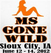 MS GONE WILD t-shirt design idea