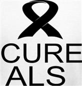 CURE ALS t-shirt design idea