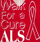 WALK FOR A CURE t-shirt design idea