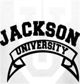 JACKSON UNIVERSITY t-shirt design idea