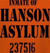HANSON ASYLUM t-shirt design idea