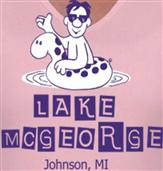 LAKE MCGEORGE t-shirt design idea