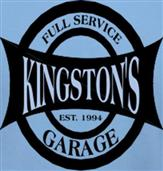 KINGSTON GARAGE t-shirt design idea
