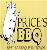 PRICE'S BBQ t-shirt design idea