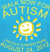 WALK FOR AUTISM t-shirt design idea