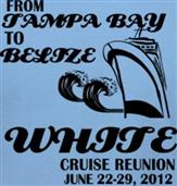 CRUISE REUNION t-shirt design idea