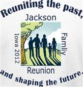 JACKSON REUNION t-shirt design idea