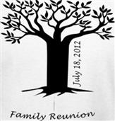 JOHNSON REUNION 1 t-shirt design idea