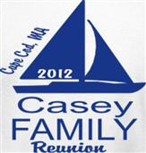 CASEY FAMILY t-shirt design idea
