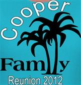 COOPER REUNION t-shirt design idea