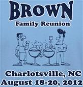 BROWN REUNION t-shirt design idea