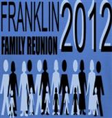 FRANKLIN REUNION t-shirt design idea