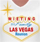 WIETING REUNION t-shirt design idea