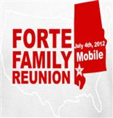 FORTE FAMILY t-shirt design idea