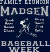 MADSEN REUNION t-shirt design idea