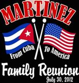 MARTINEZ REUNION t-shirt design idea