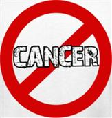 NO CANCER t-shirt design idea