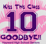 KISS THIS CLASS GOODBYE t-shirt design idea