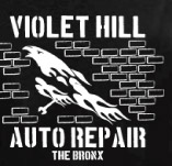 VIOLET HILL t-shirt design idea