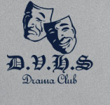 D.V.H.S DRAMA CLUB t-shirt design idea