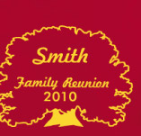 BIG TREE FAMILY REUNION t-shirt design idea