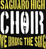 CHOIR t-shirt design idea