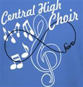 CHOIR INFINITY t-shirt design idea