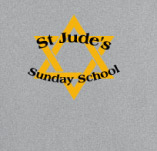 ST JUDE SUNDAY SCHOOL t-shirt design idea
