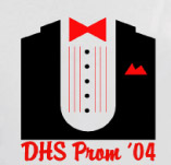 PROM TUX t-shirt design idea