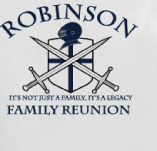 IT'S NOT JUST A FAMILY, IT'S A LEGACY t-shirt design idea
