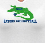 GATORS SOFTBALL t-shirt design idea