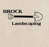 BROCK LANDSCAPING t-shirt design idea