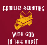 FAMILIES REUNITING WITH GOD IN THE MIDST t-shirt design idea