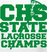 LACROSSE STATE CHAMP t-shirt design idea