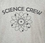 SCIENCE CREW t-shirt design idea